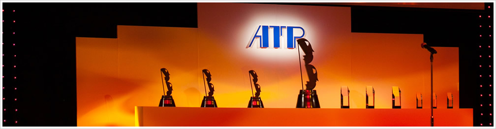 ATP Award TV Grand Prix Photo